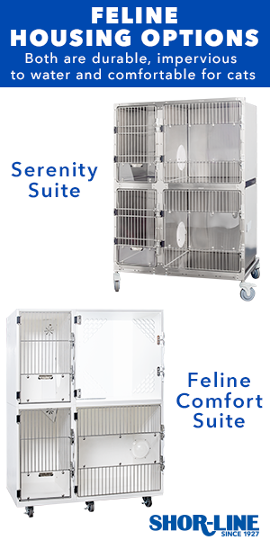 Shor-line: Feline Housing Options