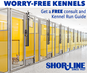 Shor-Line worry free kennels