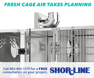 Fresh cage air takes planning shor-line ad