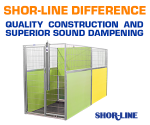 Shor-Line Difference quality constuction and superior sound dampening
