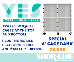 Shor-Line Year End Sale