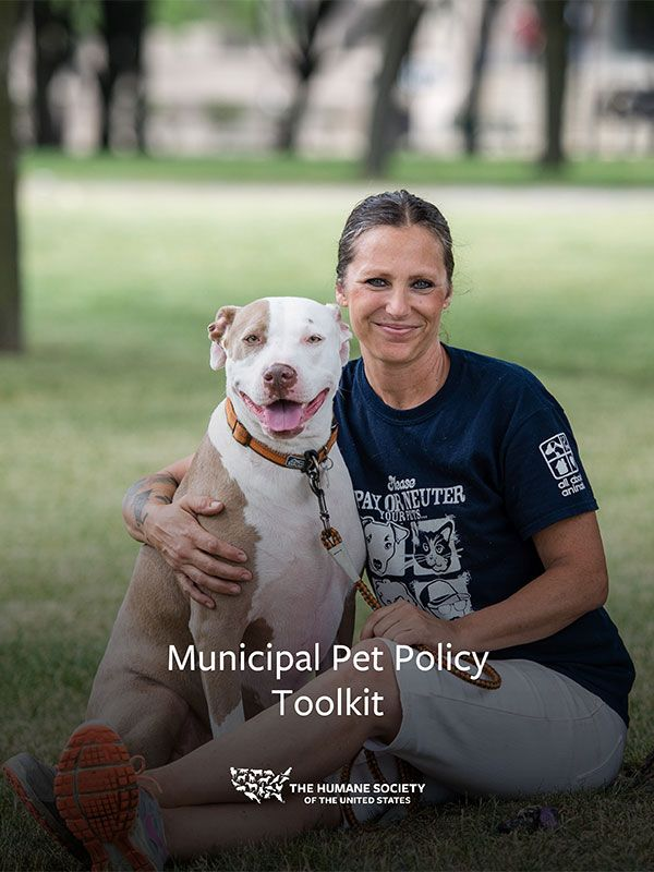 Municipal Pet Policy Toolkit
