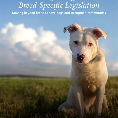 Repealing breed-specific legislation manual